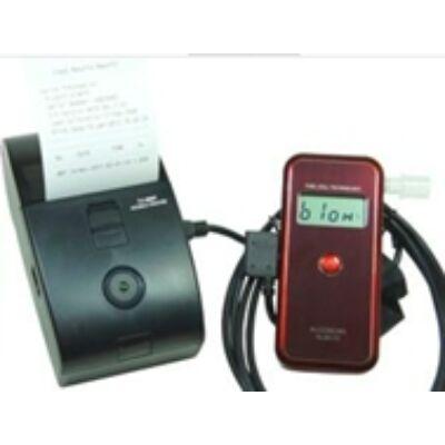 Alkoholszonda AL9010 mobil nyomtatóval (SENTECH)