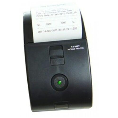Alkoholszonda nyomtató YJ 300 T (SENTECH)