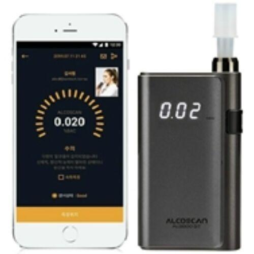 Alkoholszonda AL8800 Bluetooth (SENTECH)